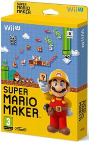 Wii U Super Mario Maker + Artbook