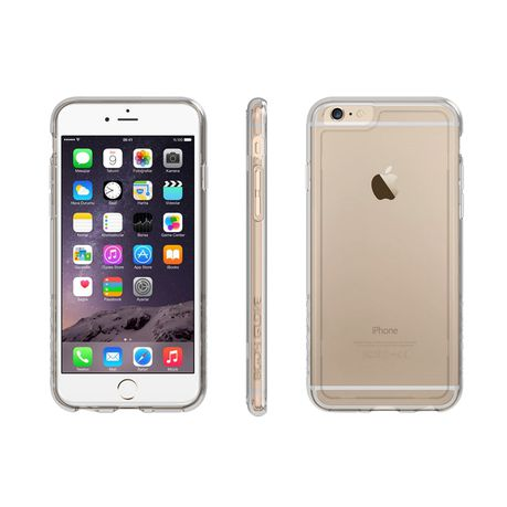 buy online f891a 13395 Body Glove Ghost Case for iPhone 6 Plus - Clear