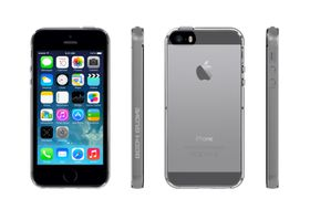 Body Glove Clownfish Aluminum Case for  iPhone 5 - Grey & Clear