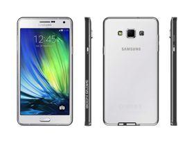 Body Glove Clownfish Aluminum Case for Samsung A7 - Clear & Black