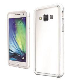 Snug Viking Case for Samsung Galaxy A3 - White