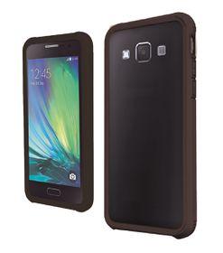 Snug Viking Case for Samsung Galaxy A5 (2015) - Black