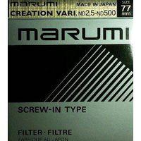 Marumi 77mm ND2-ND400 Filter
