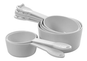 Progressive Kitchenware - Measuring Cup - 6 Piece Set