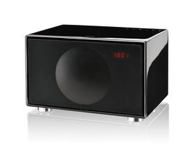 Geneva M Sound System Bluetooth - Gloss Black