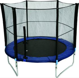 Medalist - Trampoline With Safety Net - 3 Meter