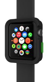 Switch Easy TPU Bumper for Apple Watch 38mm - Stealth Black