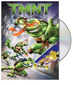 TMNT - (Region 1 Import DVD)