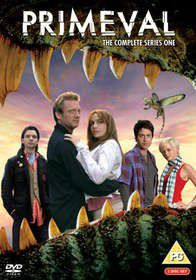 Primeval: The Complete Series 1 (DVD)