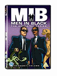 Men In Black - The Animated Series: Season 1 Volume 1 (DVD)