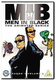 Men In Black - The Animated Series: Season 1 Volume 2 (DVD)