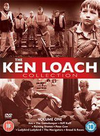 Ken Loach Collection Vol.1 - (Import DVD)