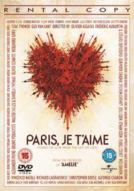 Paris Je T'aime - (Import DVD)