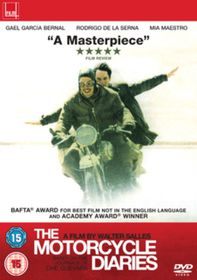 Motorcycle Diaries - (Import DVD)