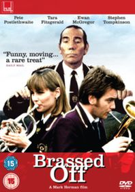 Brassed off - (Import DVD)