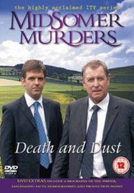 Midsomer Murders-Death & Dust - (Import DVD)