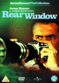 Rear Window (Hitchcock) - (Import DVD)