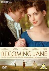 Becoming Jane - (Import DVD)
