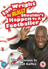 Ian Wright - It Really Shouldn't Happen To A Footballer - (Import DVD)