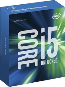 Intel Core i5-6600K Processor 3.5GHz - Socket 1151
