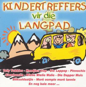 Children - Kindertreffers Vir Die Langpad - Vol.1 (CD)