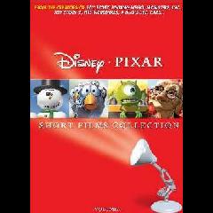 Pixar Shorts Vol. 1 (DVD)