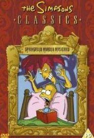The Simpsons - Springfield Murder Mysteries - (DVD)
