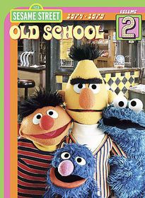 Sesame Street:Old School Vol 2 (1974 - (Region 1 Import DVD)