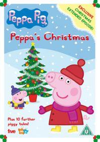 Peppa Pig - Peppa's Christmas - (Import DVD)