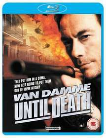 Until Death (Blu-ray)