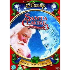 Santa Clause 3: The Escape Clause (2006) - (DVD)