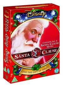 Santa Clause Trilogy (DVD)