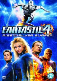 Fantastic Four - Rise of the Silver Surfer- (Import DVD)