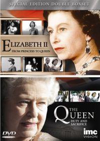 Queen-Elizabeth II/Duty Sacrif - (Import DVD)