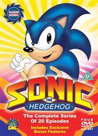 Sonic the Hedgehog Boxset - (Import DVD)