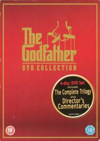Godfather Red Boxset - Parallel Import