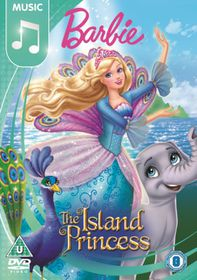 Barbie as the Island Princess - (Import DVD)