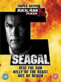 Seagal Triple Pack (DVD)
