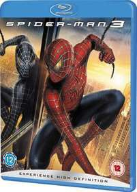 Spiderman 3 (Blu-ray)