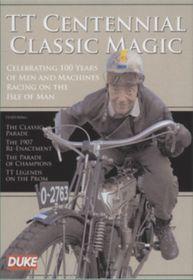 Tt Centennial Classic Magic - (Import DVD)