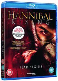 Hannibal Rising - (Region A Import Blu-ray Disc)