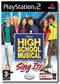 High School Musical: Sing It! (No Microphones) (PS2)
