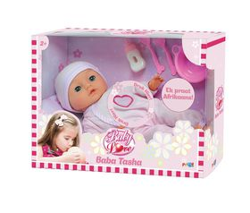 Baby Tasha - Doll 50 Phrases Deluxe - Afrikaans Doll