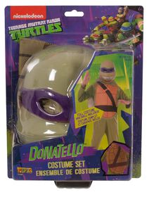 Teenage Mutant Ninja Turtles Costume Set - Donatello