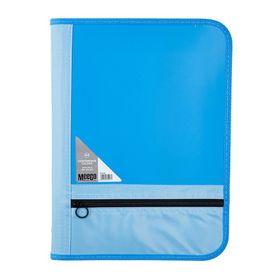 Meeco Conference Folder - Bright Blue
