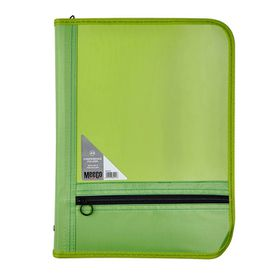 Meeco Conference Folder - Bright Green