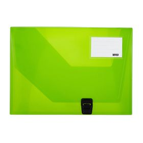 Meeco File Box Medium (250 Sheets) - Green