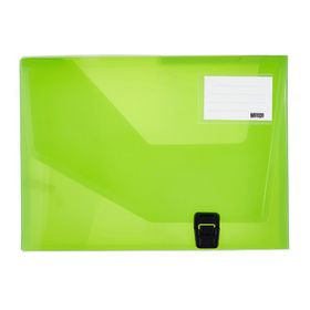 Meeco File Box Medium (500 Sheets) - Green