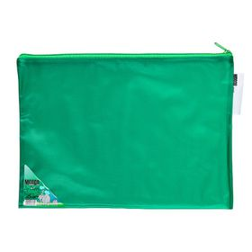 Meeco Carry Bag with Zip Closure - Green