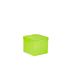 Meeco Creative Collection P.P Small Size Storage Box - Green